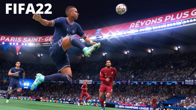 تحميل لعبة فيفا 2022 FIFA للأندرويد بدون إنترنت من ميديا فاير