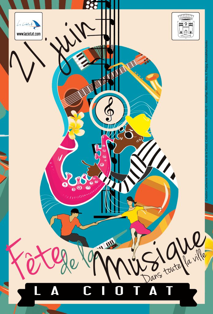 The provence post come out and play it 39 s f te de la musique - Fete de la musique salon de provence ...