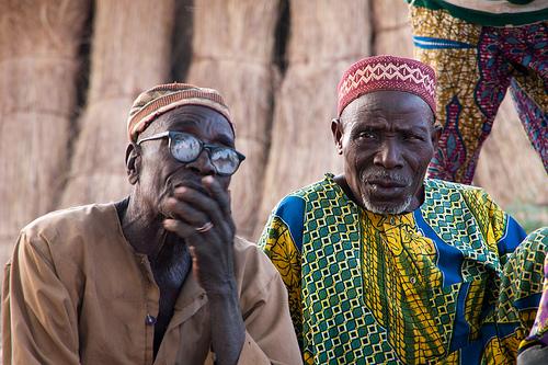 Wise African Men