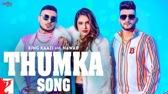 Thumka Lyrics King Kaazi x Nawab