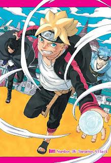 Read Boruto Manga Chapter 36 Full English