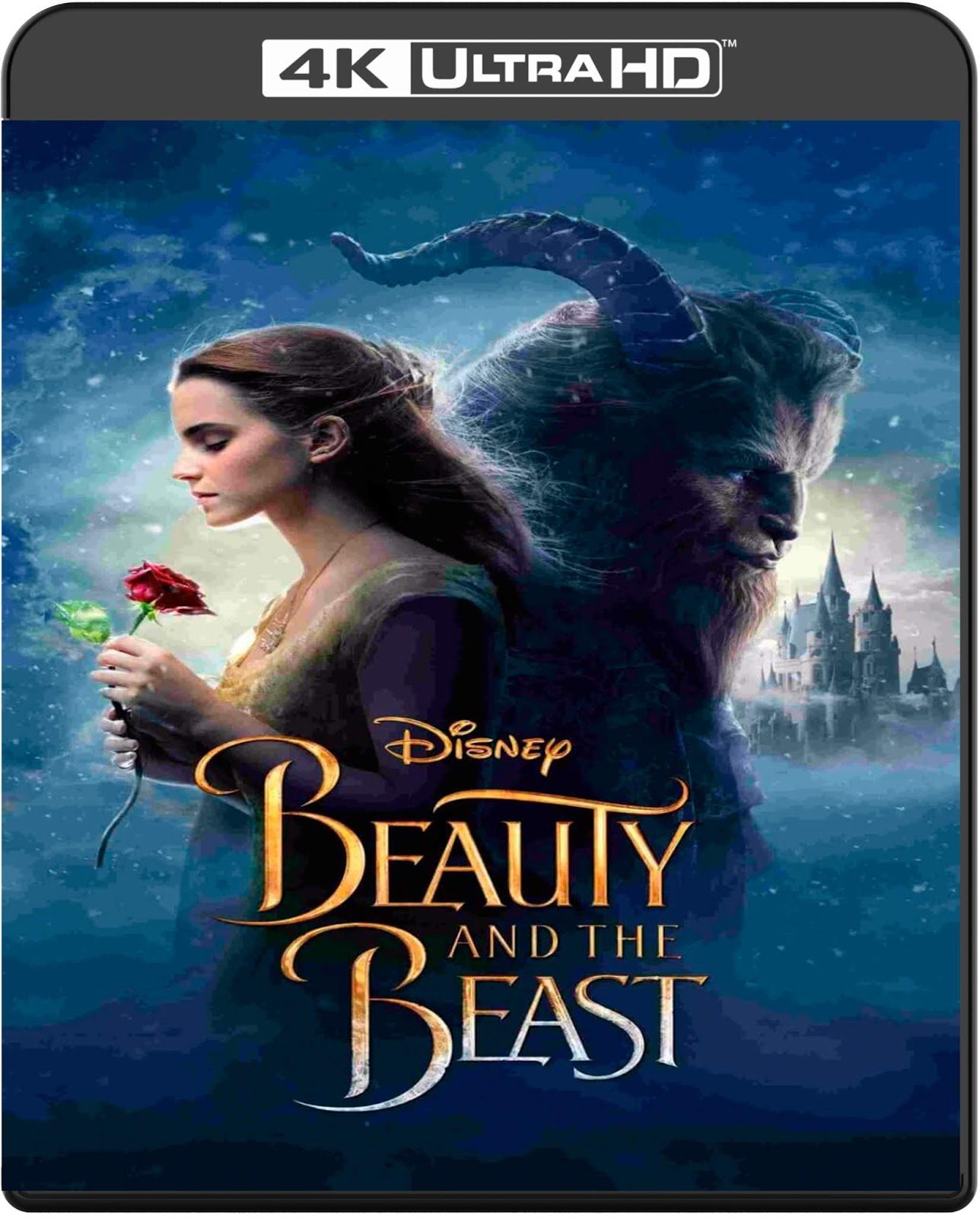 Beauty and the Beast [2017] [UHD] [2160p] [Latino]