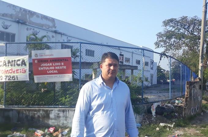 Roberto Sales quer transporte marítimo ligando São Gonçalo ao Rio