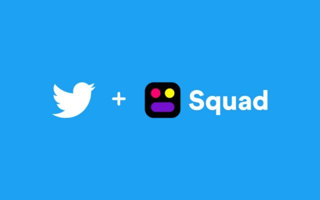 تويتر تقوم بشراء تطبيق Squad