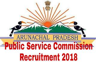 APPSC Recruitment 2018