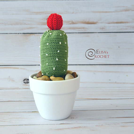 Camilla Cactus Free Crochet Pattern • Spin a Yarn Crochet | 570x570