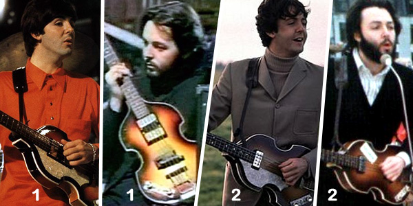 Image result for paul mccartney playing bass