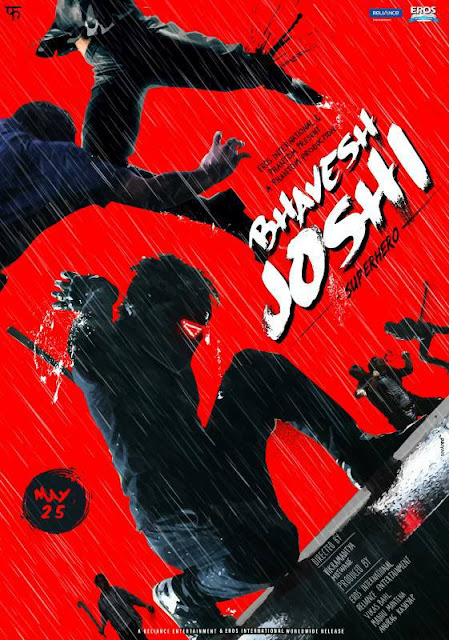 Trailers y carteles de próximos estrenos en Asia : Bhavesh Joshi Superhero (2018)