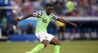 Nigeria VS Guinea: Rohr Speaks On Why Omeruo Scored From Corner Kick, Gives Blames