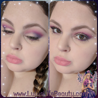 Flirty Fairy Makeup Tutorial