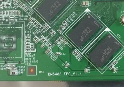BM5488 FPC V1.4 Lenovo Yoga 300-11IBR Laptop Bios