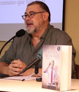 Entrevista a Paco Álvarez autor de «Somos Romanos»