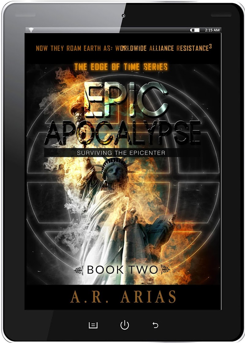 Epic Apocalypse - Surviving The Epicenter [The Edge of Time Series]