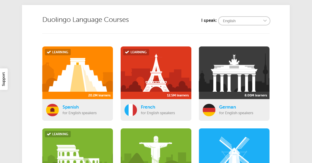 Greg's Reflections: Duolingo: Language Learning as a Game