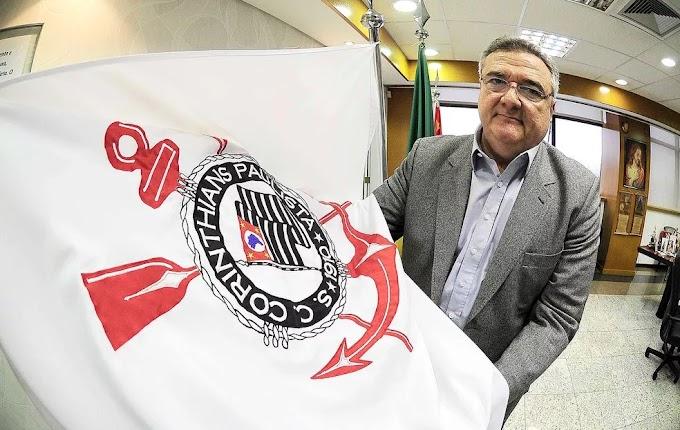 Mário Gobbi anuncia candidatura à presidência do Corinthians
