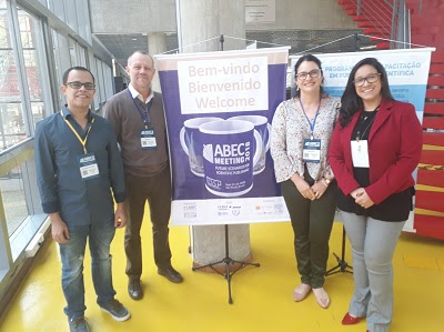Equipe editorial do Journal of the Geological Survey of Brazil participa de encontro de editores científicos