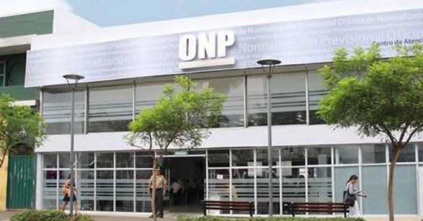 MEF plantea pensión para jubilados que aportaron menos de 20 años a la ONP