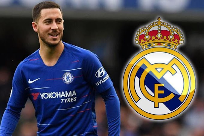 Chelsea 'agree £115m fee with Real Madrid for Eden Hazard and the Belgian will earn  £400,000 per week'