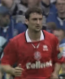 Festa spent five and a half seasons in the red shirt of Middlesbrough