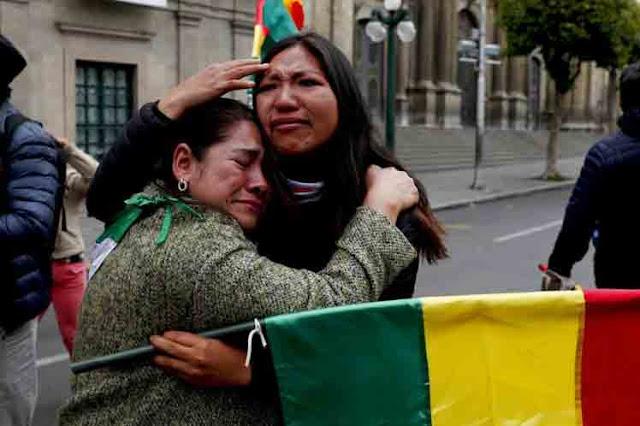 Bolivianos enfrentan futuro incierto tras golpe de Estado
