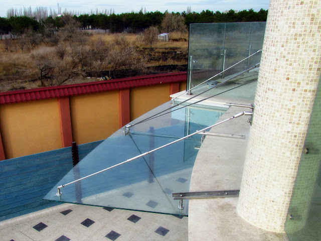 The advantages of glass roofs