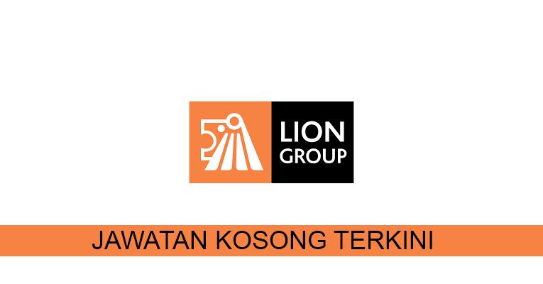 Kekosongan terkini di Lion Group