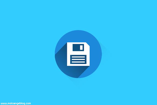 Cara Backup Template dan Postingan Blog
