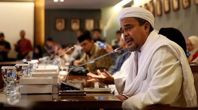 Kajati Jabar: Rizieq Shihab Tersangka Penodaan Pancasila
