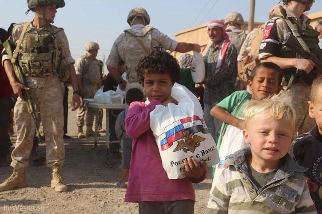 70.000 niños y 176.000 adultos desplazados por invasión turca