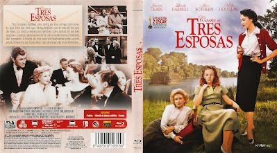 Carátula dvd / Blu-ray: Carta a tres esposas (1949)