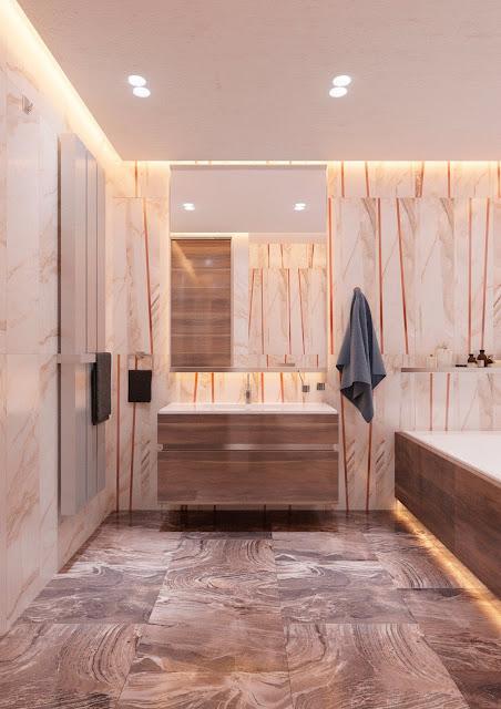 Latest Design Of Bathroom