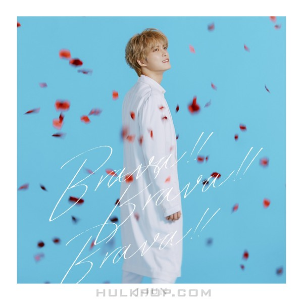 Kim Jae Joong – Brava!! Brava!! Brava!! / Ray of Light – Single
