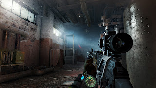 METRO LAST LIGHT pc game wallpapers|images|screenshots