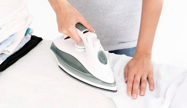 Come pulire il ferro da stiro in modo naturale