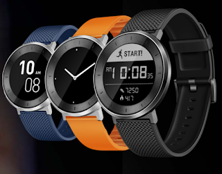 Huawei Fit smart fitness watch with heart monitor