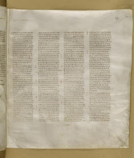 Codex Sinaiticus Gospel of John