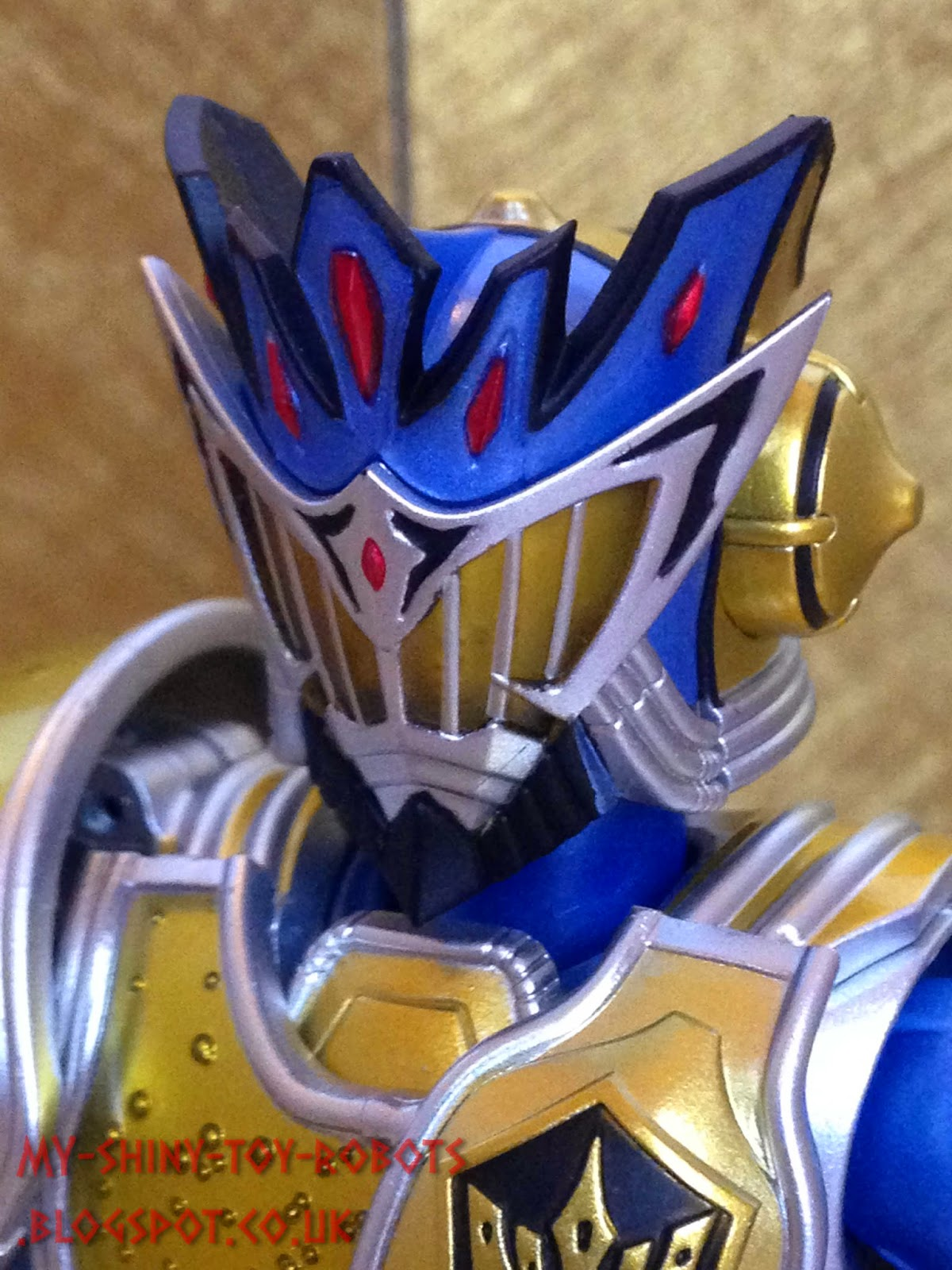 SH Figuarts Kamen Rider Duke