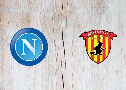 Napoli vs Benevento -Highlights 28 February 2021