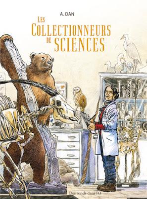 Les collectionneurs de sciences aux editions Des ronds dans l'O
