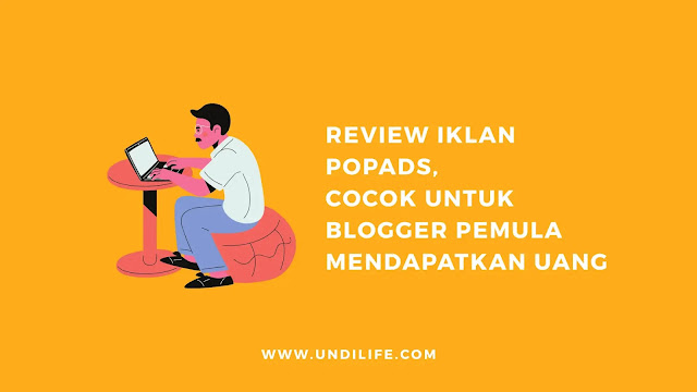 Review iklan popads