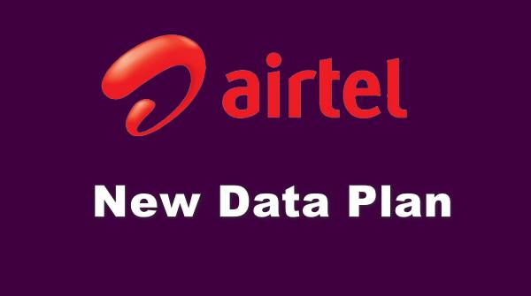 Airtel New Prepaid Data Plan