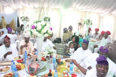 photos of ooni of ife Oba Adeyeye Enitan Ogunwusi wedding to Wuraola Zynab Otiti in Benin