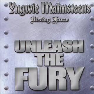 """Ο δίσκος του Yngwie Malmsteen """"Unleash the Fury"""""""