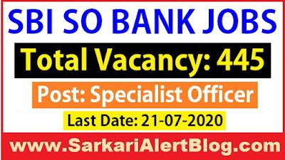 http://www.sarkarialertblog.com/2020/06/sbi-so-bank-jobs-2020.html