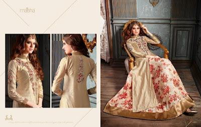 Maisha-Latest Fashion Designer Traditional Looking heavy salwar Suit