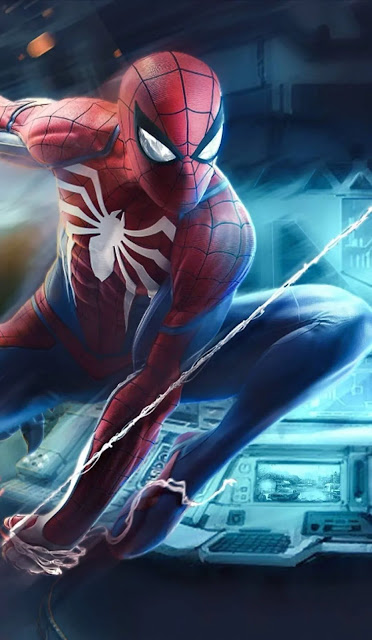 spiderman wallpaper phone
