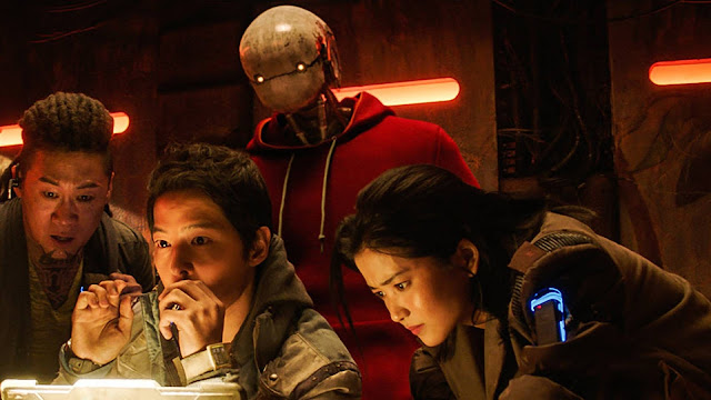 Nova Ordem Espacial: veja o trailer do filme de Song Joongki para a Netflix