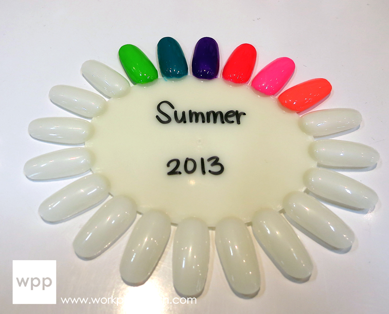 Gelish All About the Glow Collection (Summer 2013)