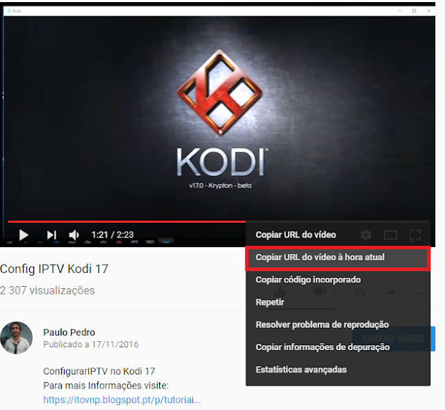 youtube timing