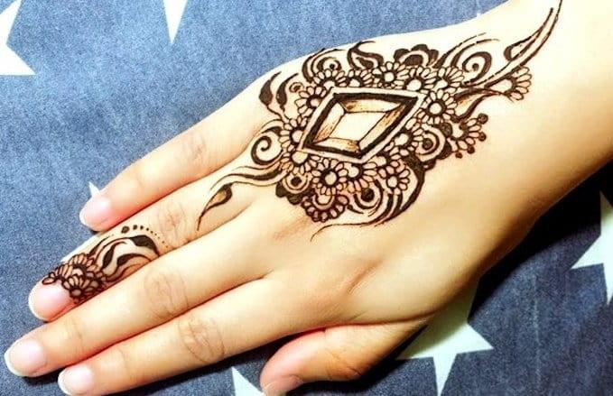 Bridal Mehndi Design For  Shaadi